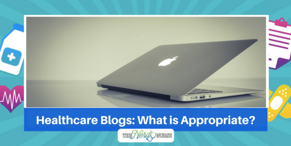 Healthcare Blogs- What is Appropriate?