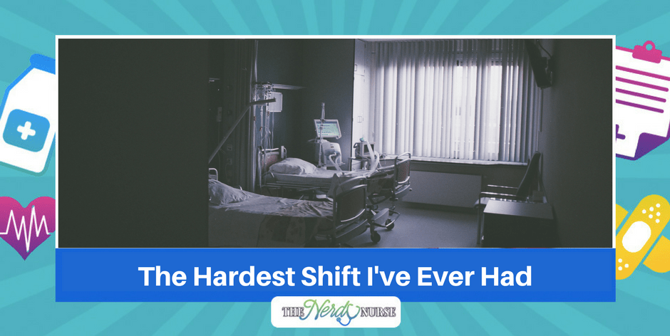 The Hardest Shift I've Ever Had - A long, eventful, tearful, and stressful journey as a night nurse