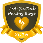 top rated nursing blogs 2016