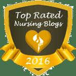 top rated nursing blogs 2016