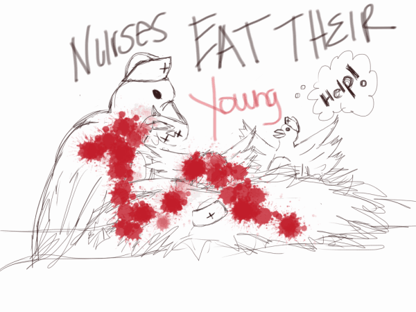 nurses eat their young