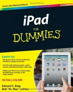 iPad for Dummies Book Review