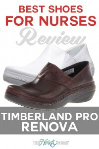 Best Shoes for Nurses: Timberland PRO Renova Professional Footwear Review