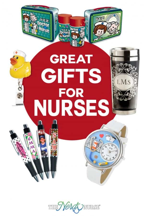 Great Gift Ideas for Nurses, Nursing Students, and Nursing Instructors