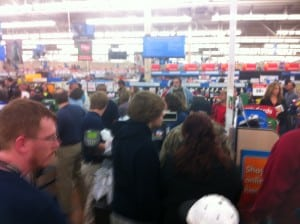 Black Friday Walmart Deals: In an Out in Under an Hour