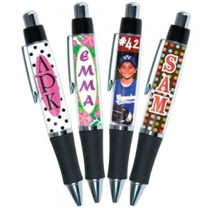 PIYPen 4-pack - DIY Personalized Pen