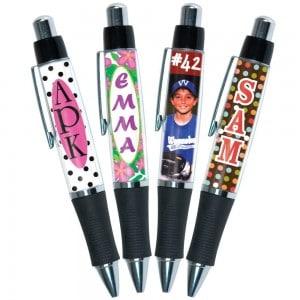 PIYPen 4-pack - DIY Personalized Pen