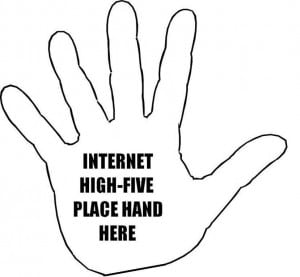 High Fives in Healthcare: Taking Time to Celebrate Your Victories