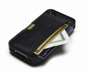 The Q Card Case for iPhone 4S/4 by CM4: iPhone Credit Card Case Review