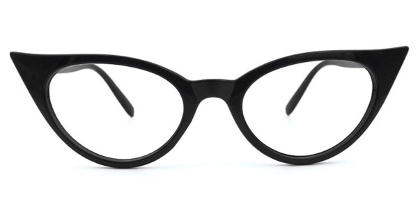 nerdy cat eye glasses