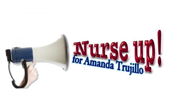 nurse up for Amanda Trujillo Arizona RN