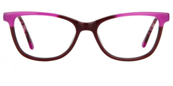 zeeloo pink nerd glasses