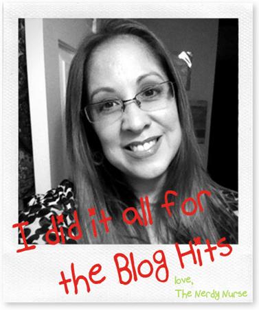 Amanda for blog hits