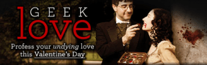 nerdy geek love