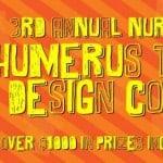 Fibers 3rd Annual Nurses Week Humerus T-Shirt Design Contest