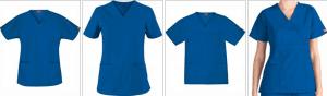 From White to Blue: Nursing Uniforms Evolve