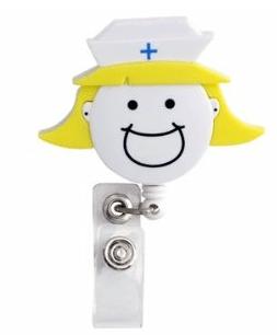 nurse badge holder