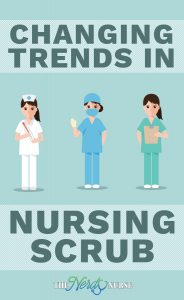 Today many nurses are featured with a solitary work wear throughout the workforce. From dresses to capes and hats, let's look at trends in nursing scrubs.