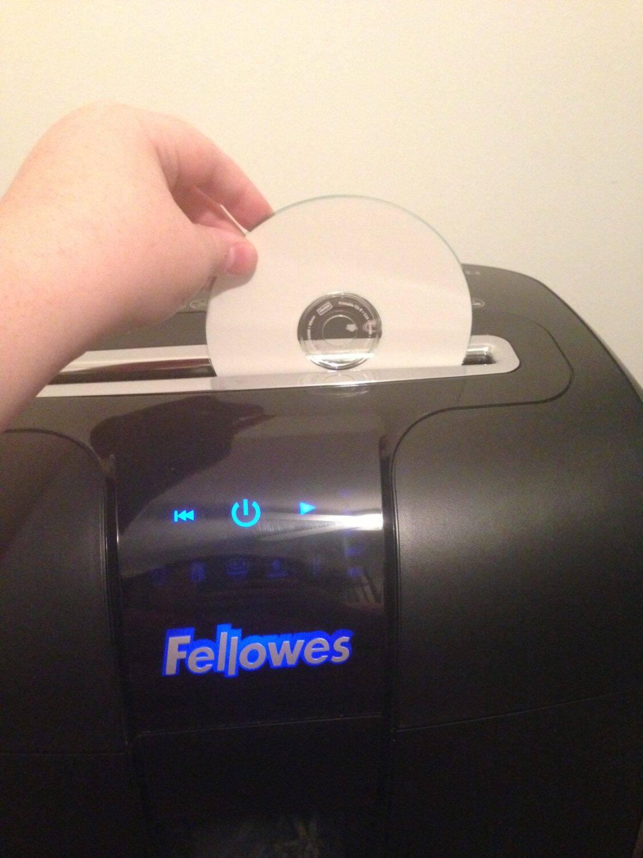 Fellowes 73Ci shredder