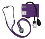Lumiscope Blood Pressure & Stethoscope Kit