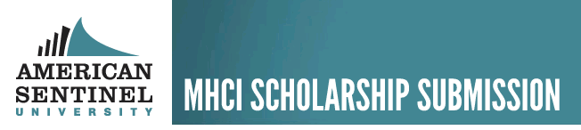 MHCI scholarship health informatics