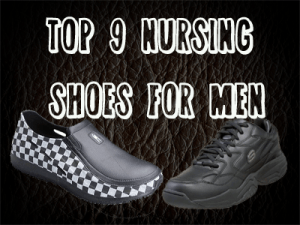 top nursing shoes for men