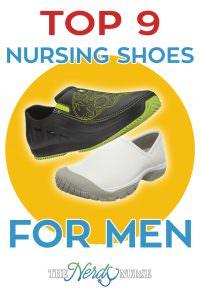 Top 9 Nursing Shoes for Men