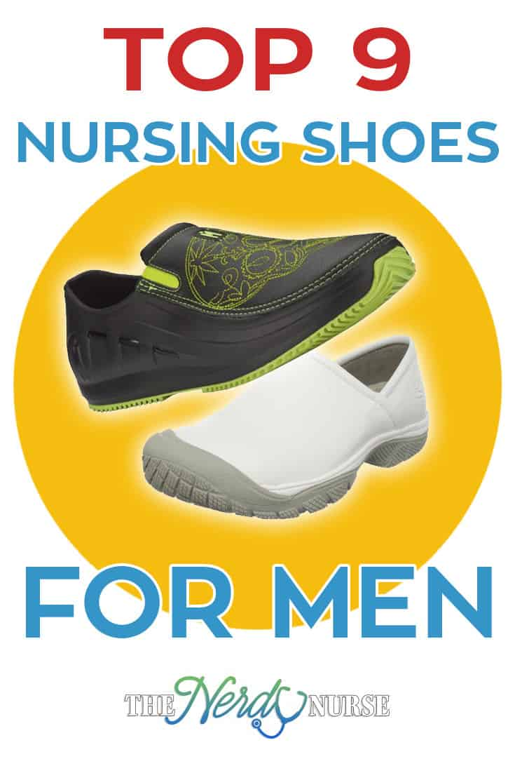 4d4a28c1b5c9 Top 9 Nursing Shoes For Men