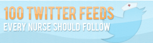 100 Twitter Feeds Every Nurse Should Follow