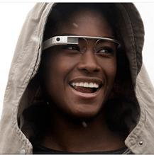 I am a Google #GlassExplorer