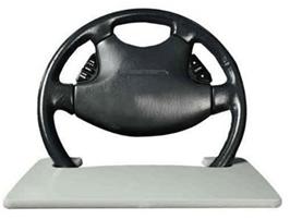 Wheelmate Laptop Steering Wheel Desk Gets Hilarious Reviews