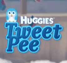 Even Babies Like to Tweet When They Pee