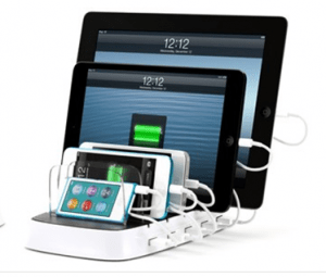 Keep Your Devices Alive with the Griffin PowerDock 5