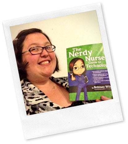 the nerdy nurses guide to technology holding