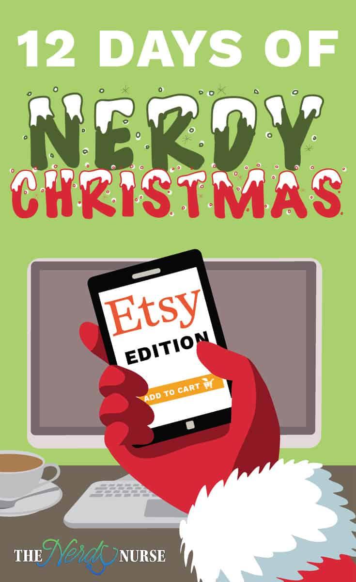 nerdy gift ideas etsy