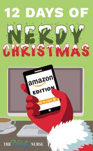 12 Days of Nerdy Christmas: Amazon Edition