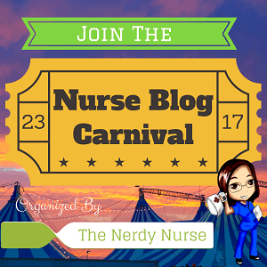 Nurse Blog Carnival - The Nerdy Nurse