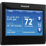 Get Smart About Your Heating and Cooling with the Honeywell Wi-Fi Thermostat