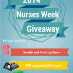 2014 Nurses Week Giveaway