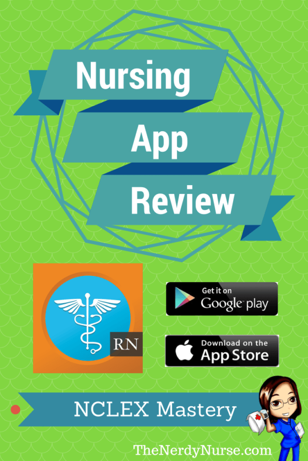 Nursing App Review Nclex Mastery
