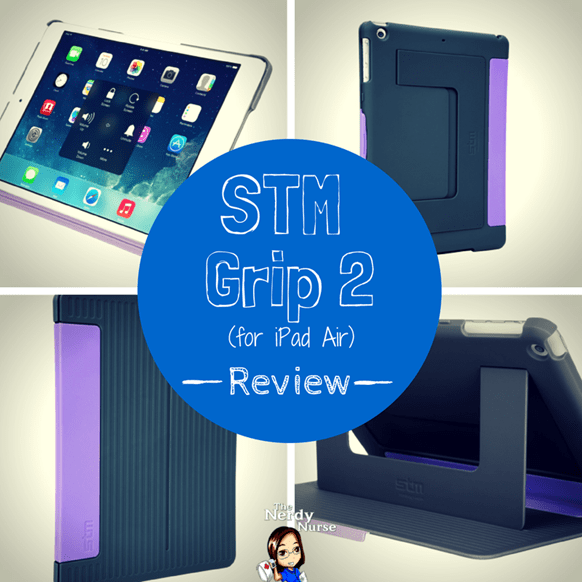 STM Grip 2 iPad Air Case Review