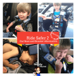 RideSafer 2: The Safe Alternative to Booster and Car Seats