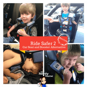 RideSafer 2 Review