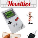 9 Nerdy Gift Ideas and Novelties