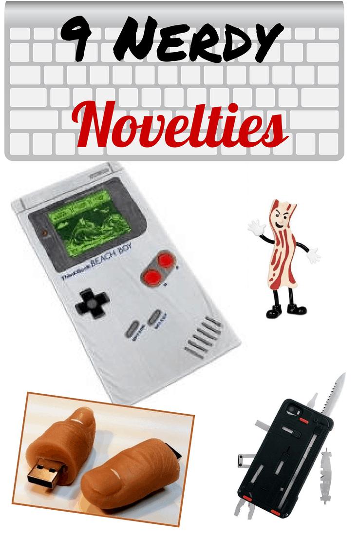 Nerdy Gift Ideas