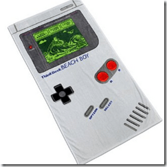 gameboy towl