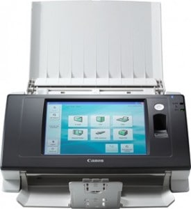 Canon Network Scanner ScanFront 300p