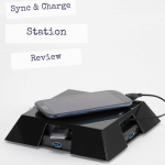 Eggtronic Hub-It Sync and Charge Station Review