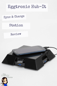 Eggtronic Hub It Sync and Charge Station Review