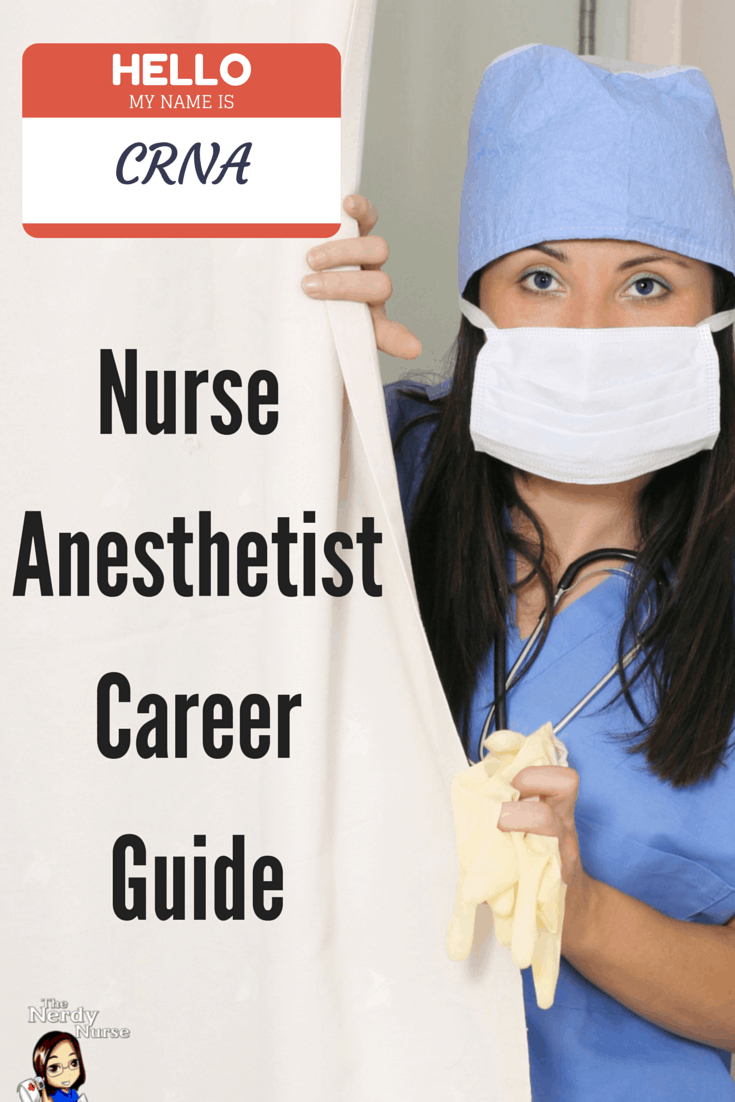 Anethesist nurse school